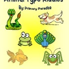 Animal Type Riddles