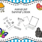 Animal Unit Summary Book