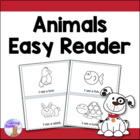 Easy Reader - Animals