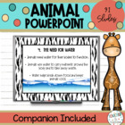 Animals Powerpoint
