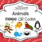 Animals QR Code Cards