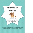 Animals in Winter Mini-Unit