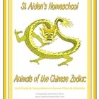 Animals of the Chinese Zodiac, Unit Study