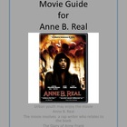 Anne Frank - Anne B Real Movie Guide