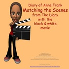Anne Frank Book Matched to  Video Scenes