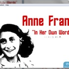 Anne Frank - &quot;In Her Own Words&quot;