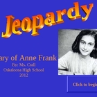 Anne Frank Jeopardy