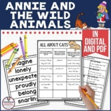 Annie and the Wild Animals Guided Reading Unit by Jan Brett