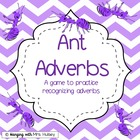 Ant Adverbs