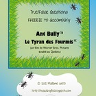 Ant Bully / Tyran des Fourmis film FREEBIE - Questions