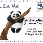 Anti-Bullying Literacy Centers (Includes Full Color Book a
