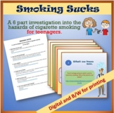 Anti Smoking Internet Activity