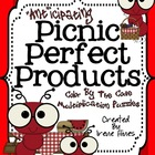 """Ant""icipating Picnic Perfect Products ~ Math Multiplicati"