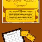 Antonym Action Game