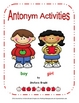 Antonym Activites