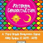 Antonym Concentration