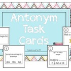 Antonym Task Card Pack