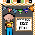Antonym Test Prep-2nd or 3rd Grade