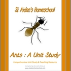 Ants Unit Study, ages 6-13