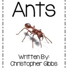 Ants a nonfiction text