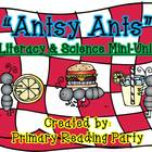 """Antsy Ants"" {Literacy & Science Mini-Unit}"
