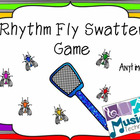 Anytime of Year Fly Swatter Rhythm Card Game