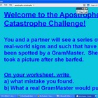 Apostrophe Catastrophe SMARTBoard Activity