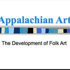 Appalachian/Folk Art Power Point (Culture)