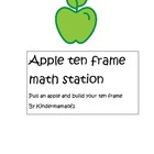 Apple 10 frame