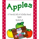 Apple A Day (Thematic Apple Unit Activities)