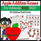 Apple Addition Games