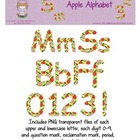 Apple Alphabet Set