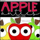 Apple Antics {11 Apple Themed Hands-On Literacy Activities}
