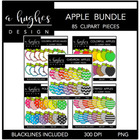 Apple Bundle 1 {Graphics for Commercial Use}