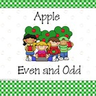Apple Even and Odd