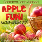 Apple Fun!  Language Arts and Science Activitives {Common