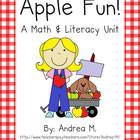 Apple Fun!  Math and Literacy Activities Aligned with the 