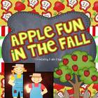 Apple Fun in the Fall Mini Unit