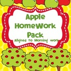 Apple Homework Pack
