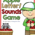 Apple Letter/Sounds Game