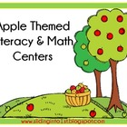 Apple Literacy & Math Centers