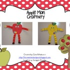Apple Man Craftivity