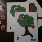 Apple Math Activity Game