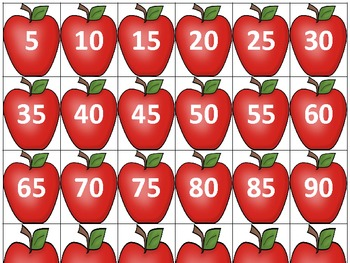 Apple Math Centers 8 Activities!