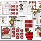 Apple Math &amp; Literacy Centers