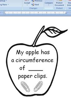 Apple Math - Measurement