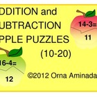 Apple Math Puzzles