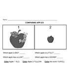 Apple Math Unit