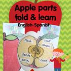 Apple Parts Fold &amp; Learn