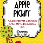 Apple Pickin&#039; Kindergarten English, Math &amp; Science Fun! (C